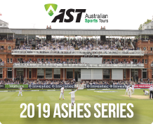 View our 2019 Ashes Series Brochure